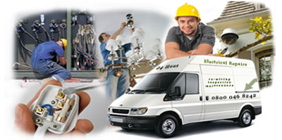 Forest Hill electricians